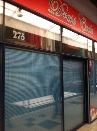 Нежитлове приміщення в торговому комплексі, площею 24,1 кв. м