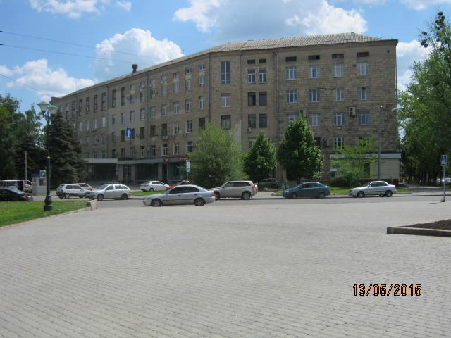 Нежитлові (офісні) приміщення, площею 160,7 кв. м, в м. Харків